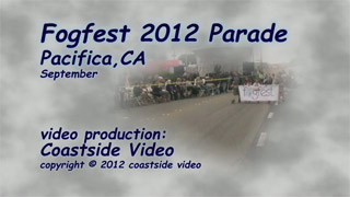 video link - Fogfest 2012 Parade