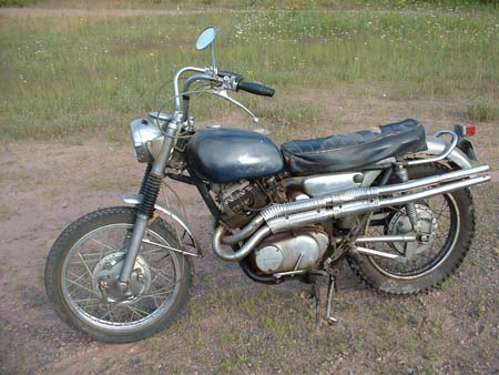 305 Honda Scrambler for Sale http://coastsidevideo.com/honda305/