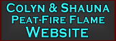 Peat-Fire Flame Website