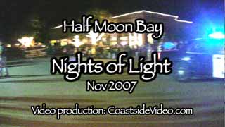 Half Moon Bay - Nights of Lights