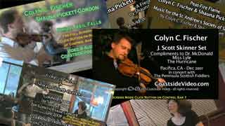 Colyn and Shauna Video Page