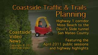 Video Link: Coastside trafic and trails planning April 2011