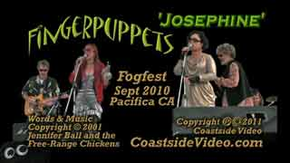 Fingerpuppets 'Josephine' - FogFest 2010 video Link