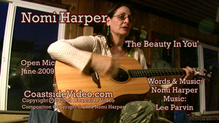 Nomi Harper - The Beauty In You