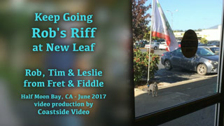 video link - Fret and Fiddle Medley at Hop Dogma